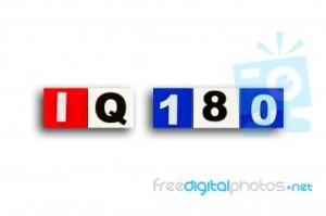 IQ 180