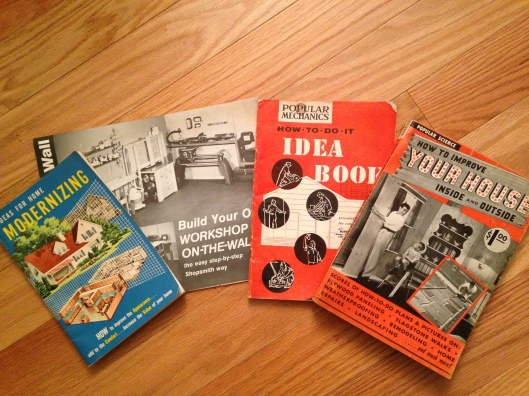 four books from the 1950s