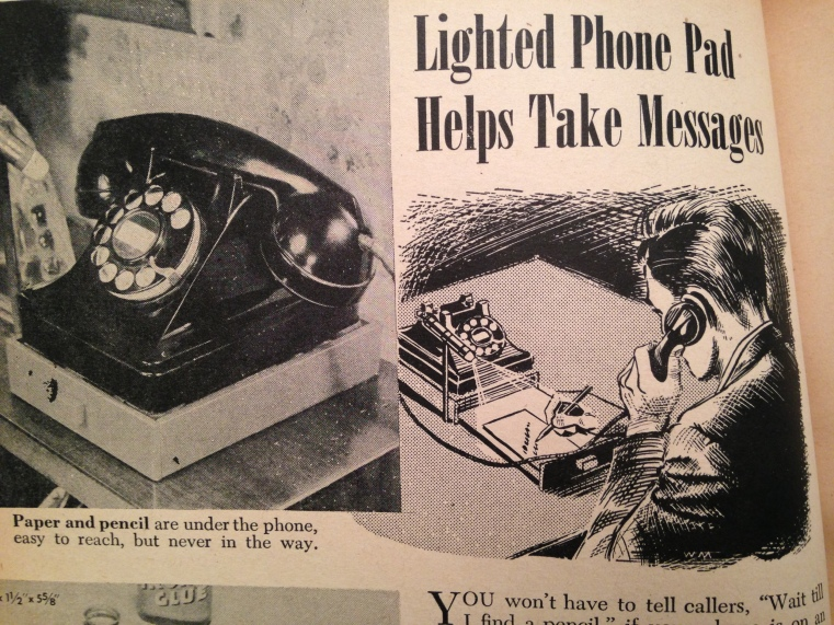 1950s phone